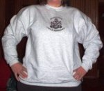 A Castle Sweatshirt is all you need to attract guys!