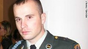 Sergeant Dennis Weichel, Rhode Island Army National Guard